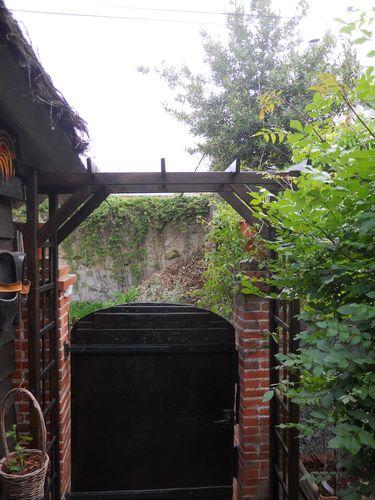 Claustra au portail